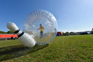 fun zorbing products