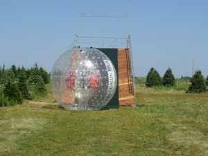 ramp zorbing products
